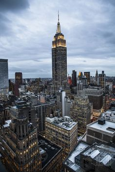 New York City, Empire State Building Empire State Building, Empire State Of Mind, Photographie New York, New York City, Ville New York, Voyage New York, City Vibe, City Aesthetic, I Love Nyc