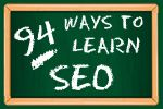 94 Ways to Learn SEO