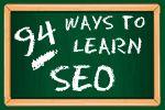 94 Ways to Learn SEO