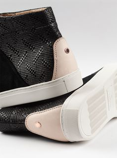 We handcraft the highest quality men's sneakers that are sold in some of the best retailers like Kith & Nordstrom. Sneaker Boots, Shoes Sneakers, Converse, Vans, Only Shoes, Driving Shoes, Heeled Boots, Kicks, Footwear