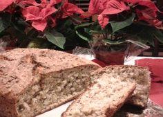 Chleb domowy z pestkami słonecznika, dyni, siemieniem lnianym, sezamem i otrębami
