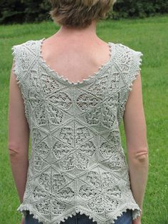 Ravelry: Project Gallery for Hexagon Petal Tee pattern by Maria Leigh