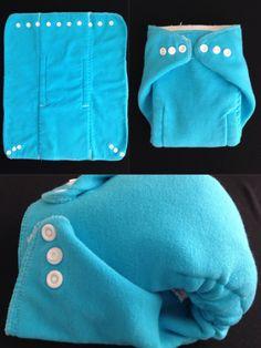 Aqua Convertabunz™ 2.0 Multipurpose Diaper (SM)(need to make my own!)
