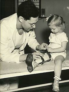 A history of polio - Google Search  --   I had turned two in September and had polio in October, so I was about this size when I started to wear my brace.