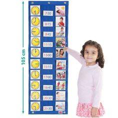 Planificarea activitatilor de zi cu zi | MaterialeDidactice.ro Everyday Activities, Daily Activities, Time Perception, 24 Hour Clock, Planning, Educational Games, Positive Attitude, Homeschool, How To Plan