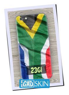 http://ift.tt/2coo1zZ - Gambar Bendera Afrika Selatan ini dapat digunakan untuk garskin semua tipe hape yang ada di daftar pola gadskin.