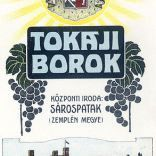 Tokaji Bor hirdetés 1902. Vintage Wine, Vintage Ads, Vintage Posters, Retro Posters, Hungarian Cuisine, Hungarian Recipes, Retro Ads, Vintage Advertisements, Spirit Drink