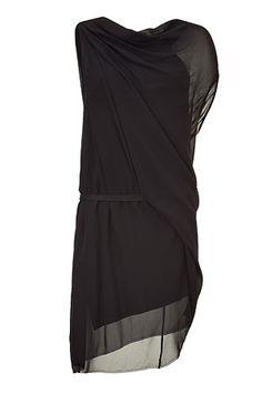 HELMUTLANG - My little Black Dress