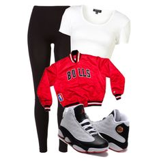 She Got Game., created by neekcole on Polyvore