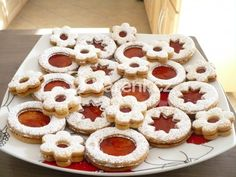 Těsto vhodné na cukroví a jiné dobroty. Slovak Recipes, Czech Recipes, Russian Recipes, No Bake Cookies, Sugar Cookies, Christmas Cookies, Cookie Brownie Bars, Cookie Icing, Czech Desserts