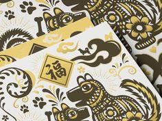 Chinese new year 2018 year of the Dog:   This is a Vector Illustrations of a Chinese new year 2018 Year of the Dog which include 2 different design poster / card. Paper cutting is a traditional art done by Chinese in China. This Chinese new year 2018 Year of the dog can be easily used in Adobe and illustrator Fully layered Smart Objects and it VECTOR !  Download here http://ift.tt/2CbbtVx  http://ift.tt/2CDpa0n