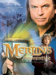 Merlins apprentice the search for the holy grail