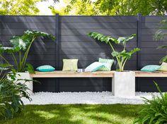 Outdoor Furniture Design Inspiration Decks Ideas For 2019 Garden Sofa Set, Terrace Garden, Outdoor Furniture Design, Garden Furniture, Outdoor Spaces, Outdoor Living, Outdoor Decor, Patio Design, Outdoor Gardens