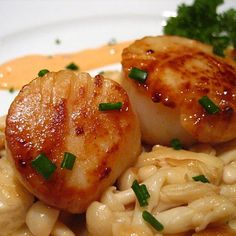 Scallops with Spicy Sauce - Darda Fremont - Zmenu, The Most Comprehensive Menu With Photos