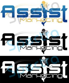 Assist Marketing logo concept Logo Designed by Spectra Marketing Solutions.  (*concept only, not their actual logo)    Need graphic design? visit www.spectrams.com