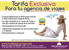 ¿Estás buscando una tarifa a la medida de tu agencia de viajes?