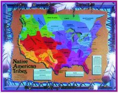 tribes map