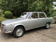 Alfa Romeo - Berlina 2000 - 1971
