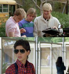 The Karate Kid 1984, Karate Kid Movie, Karate Kid Cobra Kai, The Outsiders Johnny, The Lost Boys 1987, William Zabka, Cobra Kai Dojo, Ralph Macchio, Blonde Boys