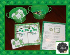 Erica's Ed-Ventures: St. Patricks Day Common Core Activities and a Freebie