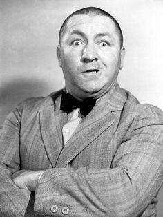 Curly Howard (October 22, 1903 - January 18, 1952).