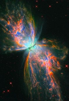 #astronomy #Butterflynebula #Spacedustclouds