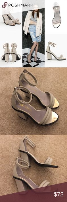 SOL SANA oscar sandals 36/6.5 New, size 36 is US 6.5. ❌NO TRADE‼️ sol sana Shoes Sandals