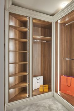 If youre after a Sex And The City style wardrobe, discover our bespoke walk-in wardrobes from The Heritage Wardrobe Company. Custom Closet Design, Walk In Closet Design, Closet Designs, Luxury Wardrobe, Luxury Closet, Wardrobe Design Bedroom, Bedroom Wardrobe, Walk In Robe Designs, Small Walk In Wardrobe