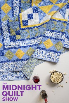 Are you a fan of medallion quilt patterns? Tune into this week's episode of The Midnight Quilt Show to watch Angela stitch up this beautiful quilt for her mom. Quilting 101, Machine Quilting Designs, Longarm Quilting, Quilting Patterns, Sewing Hacks, Sewing Crafts, Sewing Projects, Midnight Quilt Show, Braid Quilt