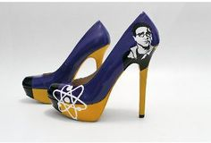I want these shoes, hehe =)