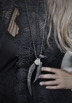 LW Warrior Necklace | © Hannah Lemholt Photography for Love Warriors