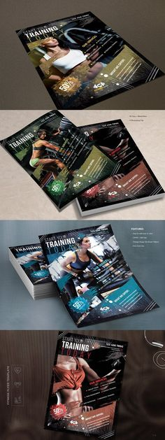 22 Best Personal Trainer Flyer Images In 2019 Fitness