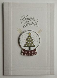 Söpö joulukortti