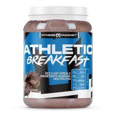 Der All-In-One Breakfast Shake für den schnellen Start in den Tag.