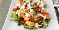 Totchos Salad