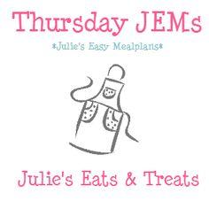 Thursday JEMs ~ Julie's Easy Meal Plans via www.julieseatsandtreats.com #recipe - includes Meatball Sub Casserole