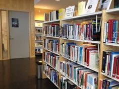 Olsvikåsen vgs, biblioteket