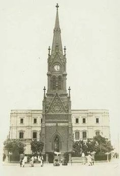 1920s Clock Tower, Karachi