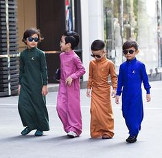 "beautiifulinblack: "" Mekka Kids by Elrah Exclusive "" aww"