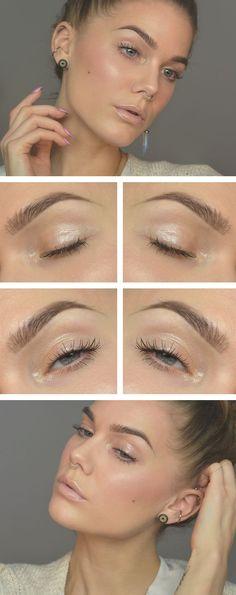#Strobbing, una nueva técnica para dar iluminación al rostro. ¡Aprende cómo aplicarla! #Beauty #BeautyTips
