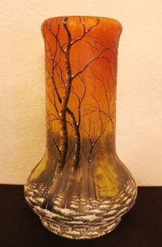 www.liveauctioneers.com item 14843564_daum-nancy-vase-winter-scene