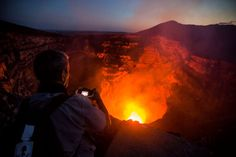 This volcano is turning into a (wireless) hot spot | Geology IN