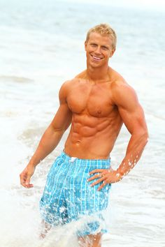 The Bachelor Is Baaaack! EXCLUSIVE: Sean Lowe Strikes A Pose In Modelling  Photos From 2010