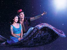 GIBBS CADIZ: Disney's Aladdin, by Atlantis Productions, opens Nov. 16 at Meralco Theater