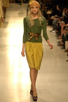 We Love Lily! A Look Back at Lily Donaldson's Best Runway Moments - Gallery - Style.com