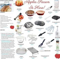 Go to and Follow my Fan Page on FB by clicking on the picture or to view products please visit my website at www.tinyurl.com/pcbusycook