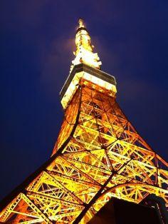 東京タワー 大展望台 v 港区, 東京都