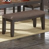 Found it at Wayfair - 5341 Series Wood Kitchen Bench