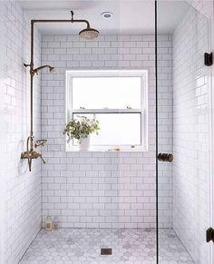 6 Calm ideas: Master Shower Remodel Window walk in shower remodel built ins.Walk In Shower Remodeling Shelves very small shower remodel.Walk In Shower Remodel Built Ins. New Bathroom Designs, Diy Bathroom Decor, Bathroom Storage, Bathroom Ideas, Shower Ideas, Bathroom Organization, Bathroom Inspiration, Diy Shower, Bathroom Inspo