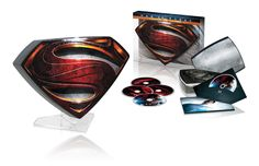 Man of Steel Blu-ray Gets Official Release Date, Spiffy Extras